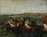 Degas / Gentlemen Race / 1862-1882