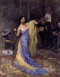 M.Slevogt / Dancer Marietta / 1904