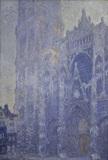 Monet / Rouen Cathedral Harmonie blanche