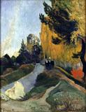 P.Gauguin / Les Alyscamps / 1888