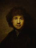 Rembrandt / Self-portrait / 1630