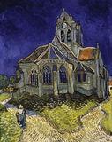 van Gogh/Church in Auvers-sur-Oise/1890