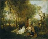 Watteau / Festival of Love