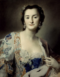 Anna Katharina Countess Orzelska / 1739