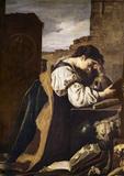 Domenico Feti / Melancholy / Painting