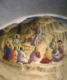 Fra Angelico / Sermon on the Mount