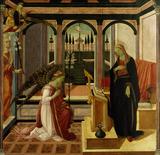 Annunciation to Mary / Filippino Lippi