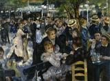 A.Renoir, Moulin de la Galette