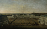 Dresden, Zwinger and carnival / Thiele