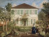 I.Belisario, House in West Indies, 1844.