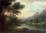 A.Nasmyth, The Ferry at Inver