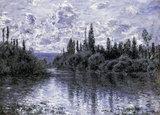 C.Monet, Bras De La Seine Pres De ....