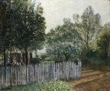G.Caillebotte, La Maison, 1880.