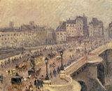 C.Pissarro, Pont Neuf, 1902.