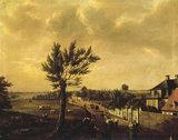 J.Dahl, The Coastal Road, 1812.