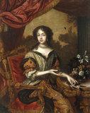 H.Gascars, Mary of Modena.
