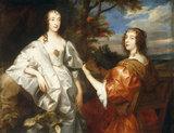 A.van Dyck, Portrait of Katherine...