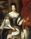 G.Kneller, Portrait of Queen Mary II.