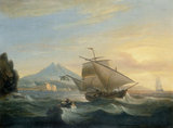T.Luny, A Felucca, 1825.