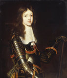 A.Ragueneau, Portrait of William III.