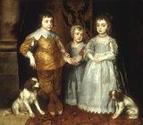 A.van Dyke, The Children of Charles I.