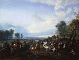 J.van Huchtenburgh, William III.