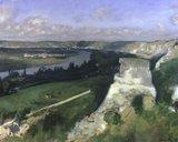 L.Anquetin, The Seine near Rouen, 1892.