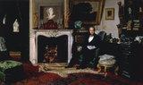 G.Castiglione, Art collector in Salon