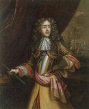 H.Gascars, Portrait of James II.