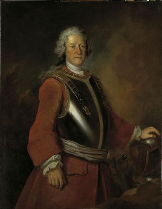 Jean de Bodt / Ptg.by Silvestre / 1729