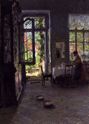 G.Kuehl / The Garden Room