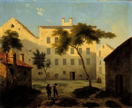 Ajaccio, Maison Bonaparte/Dalige de Fon.