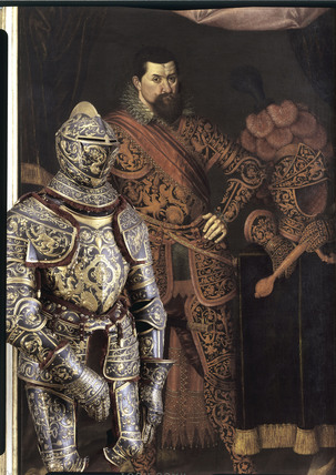 Johann George I of Saxony / Armour