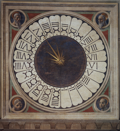 Paolo Uccello / Canonic Clock / 1443