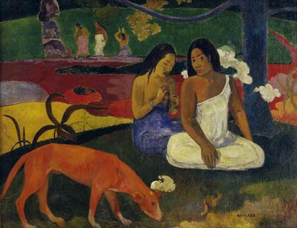 Gauguin / Arearea / 1892