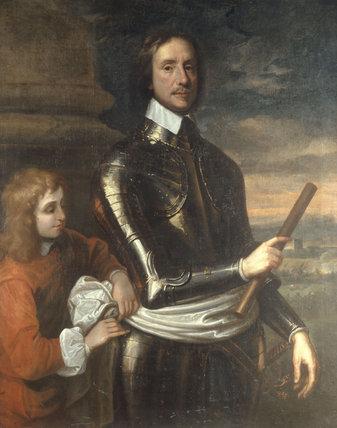 R.Walker, Oliver Cromwell.