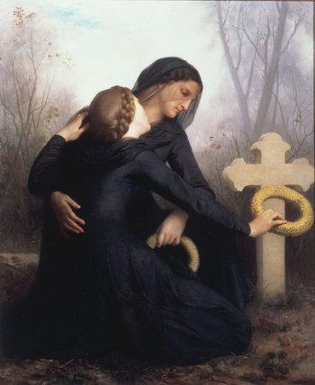 Tableau poétique des fêtes chrétiennes - Vicomte Walsh - 1843 - (Images et Musique chrétienne) 672397