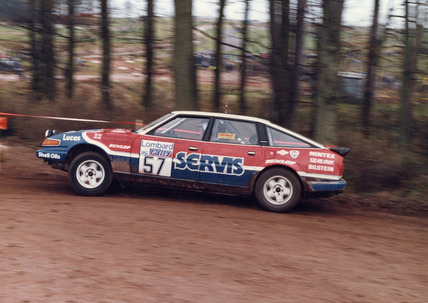 Rover SD1
