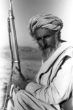 Mahsud man with a rifle