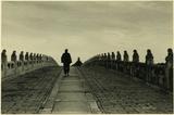Crossing the 17-Arch bridge