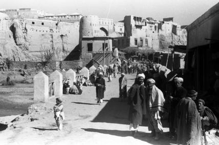 Citadel at Ghazni