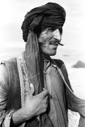 Sulaiman Khel nomad
