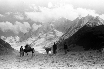 Thesiger's party near the Baroghil Pass