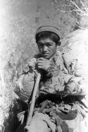 Kirghiz boy