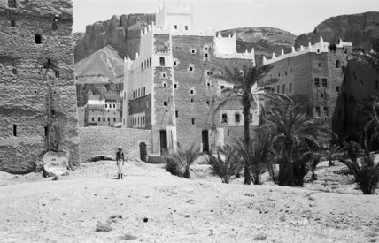 Buildings in Qatn