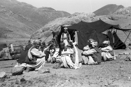 Mohmand encampment