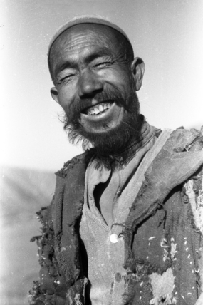 Hazara farmer