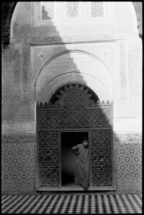 Attarin Madrasa in Fez