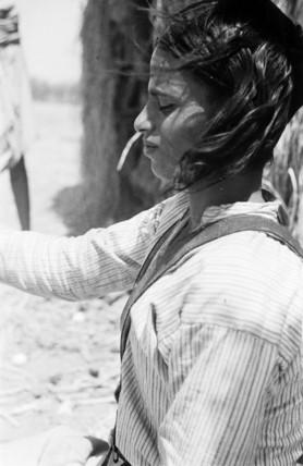 Boy in Wadi Hali