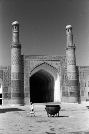 Masjid-i Jami mosque at Herat
